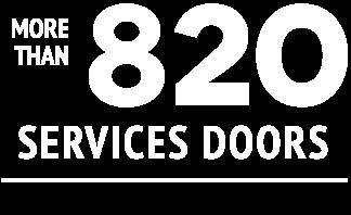 doors of services