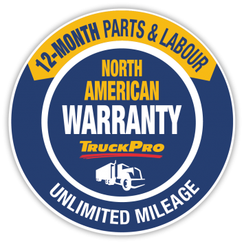 truckpro warranty north american