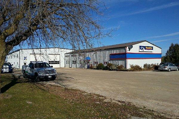 TruckPro : HWY 4 Truck Service Ltd. - Garage