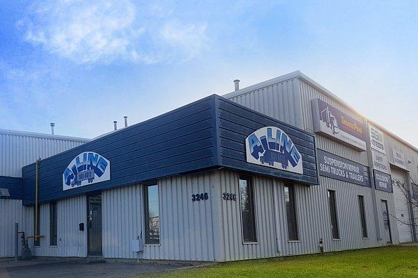 TruckPro : A-Line Frame & Alignment Services Ltd. - Garage