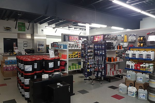 TruckPro : Total Works Truck & Equipment - Garage