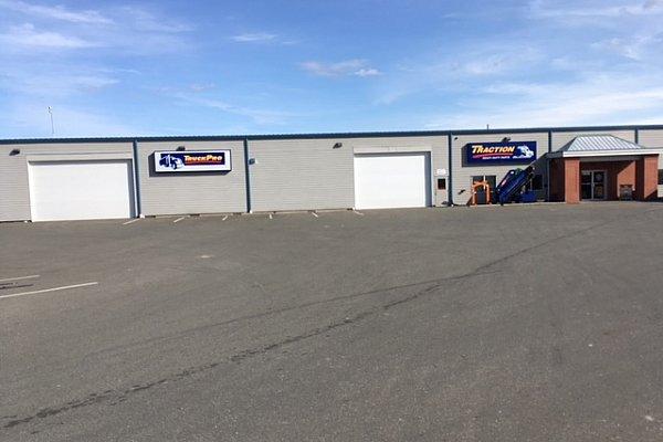 TruckPro : P.M. Industries Ltd. - Garage