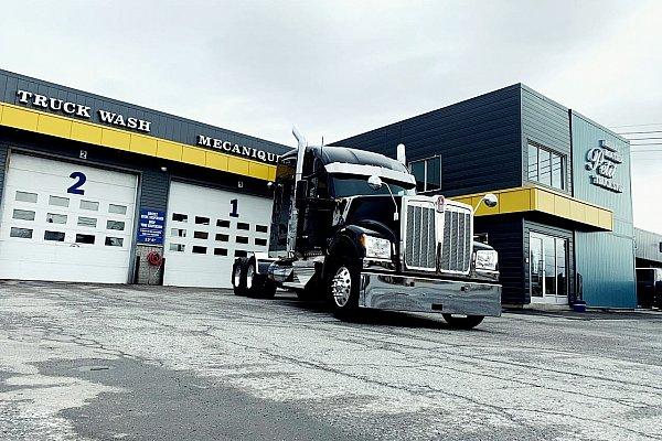TruckPro : Relais Routier Petit Inc. - Garage
