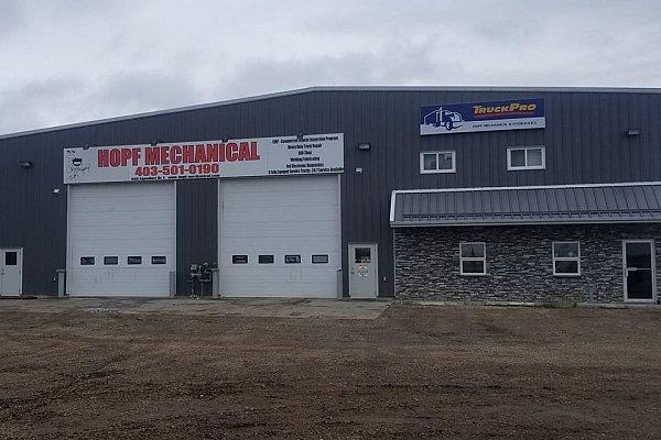 TruckPro : Hopf Mechanical & Hydraulics - Garage
