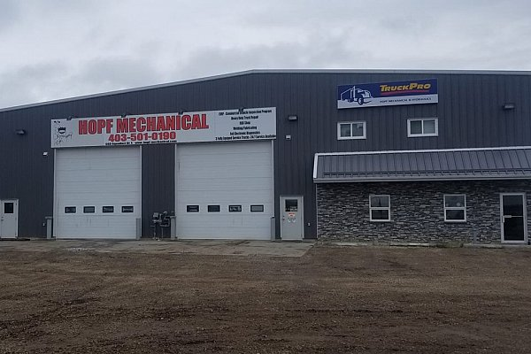 TruckPro : Hopf Mechanical & Hydraulics - Garage