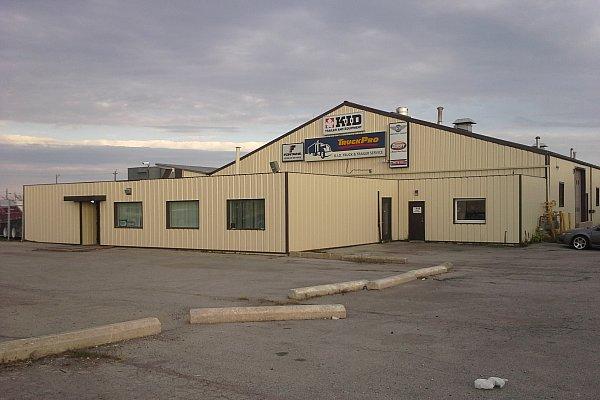 TruckPro : K.I.D. Truck & Trailer Service - Garage