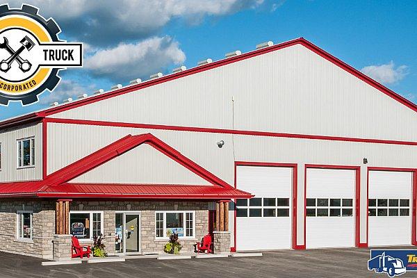 TruckPro : Keene Truck Inc. - Garage