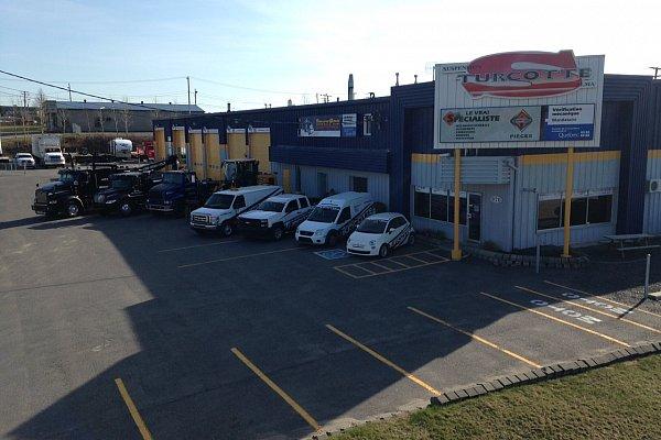 TruckPro : Suspension Turcotte Alma Inc. - Garage