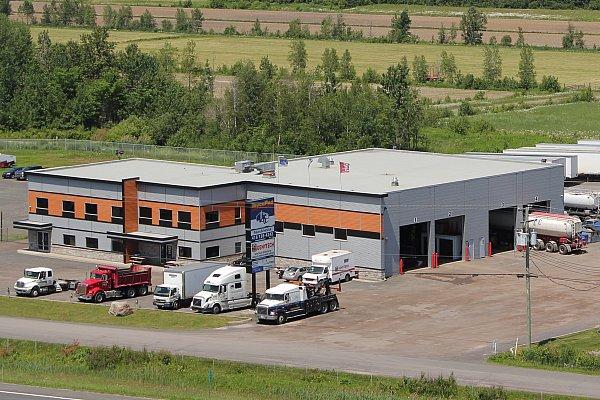 TruckPro : Atelier Genytech Inc. - Garage