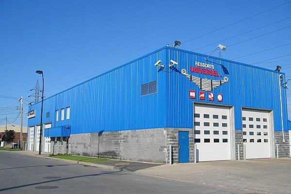 TruckPro : Ressorts Universel Inc. - Garage