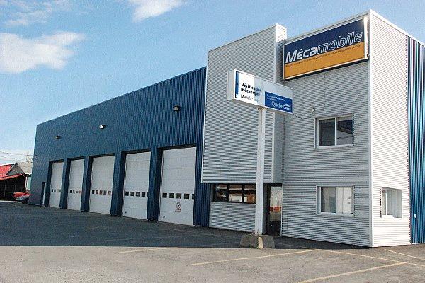 TruckPro : Mécamobile Inc. - Garage