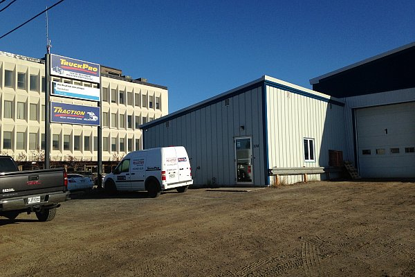 TruckPro : Centre du Camion Pelletier (Sept-Îles) - Garage