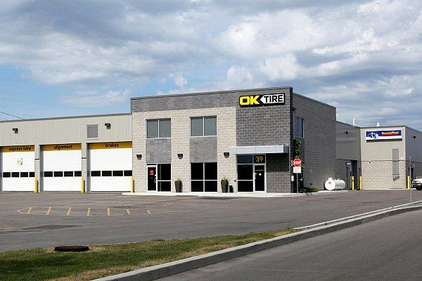 TruckPro : OK Tire Truck Repair - Garage
