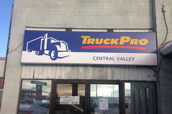 TruckPro : Central Valley Truck Services Ltd. - Garage