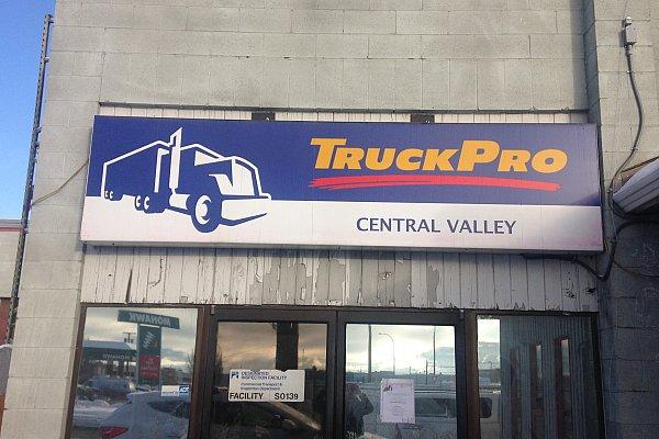 TruckPro : Central Valley Truck Services Ltd. - Garage