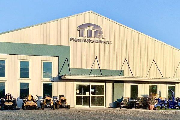 TruckPro : T.I.C. Parts & Service - Garage