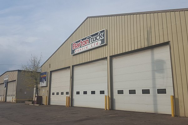 TruckPro : Barton Truck Centre Ltd. - Garage