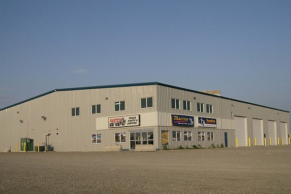 TruckPro : Partco Truck Parts & Service - Garage
